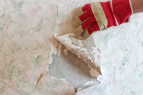 Wall Paper Removal in Dayton Ohio